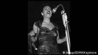 Billie Holiday in Hamburg 1954 (Foto: Imago)