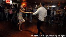 Syrien Nachtclub in Damaskus