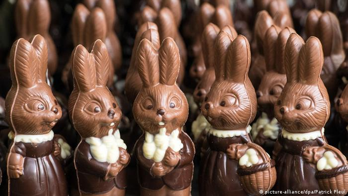 Germany and its 200 million chocolate bunnies