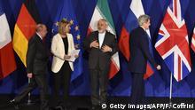Lausanne Atomverhandlungen Abschlußstatement