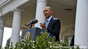 Washington Statement Obama zu Atomverhandlungen