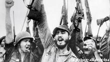 Bildergalerie Kuba Fidel Castro Havanna 1959