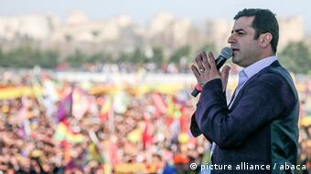 صلاحالدین دمیرتاش، رهبر حزب دمکراتیک خلقها