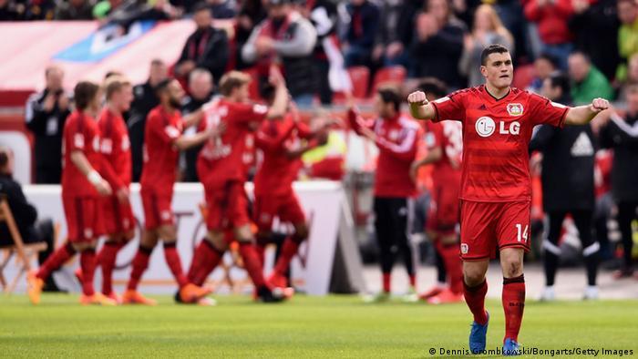 Bundesliga Bayer Leverkusen Hamburger SV