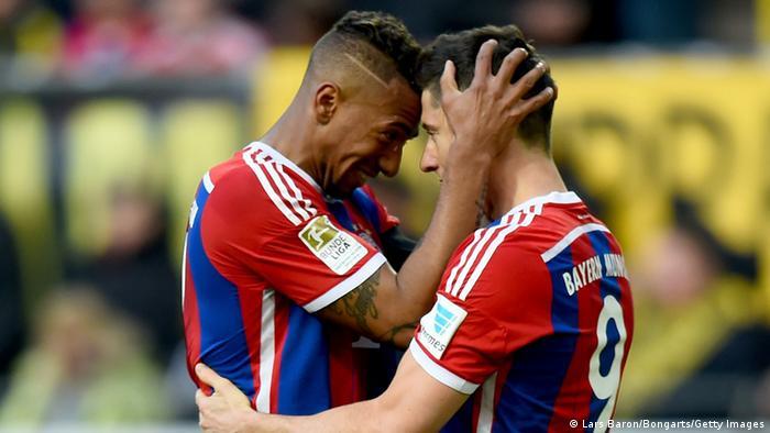 Fußball 1. Bundesliga 27. Spieltag Borussia Dortmund - Bayern München