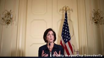 Roberta Jacobson - Foto: Chip Somodevilla (Getty Images)