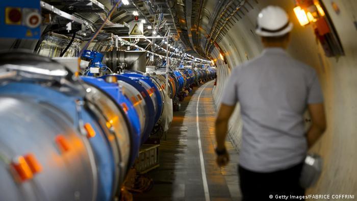 Cern Teilchenbeschleuniger Genf