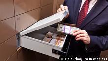 Symbolbild Korruption Bestechung