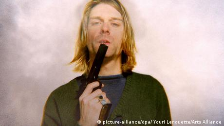 Film Cobain: Montage of Heck (picture-alliance/dpa/ Youri Lenquette/Arts Alliance)