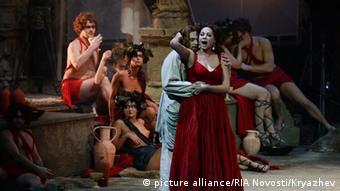 После протестов православных оперу Тангейзер в Новосибирске сняли с репертуара