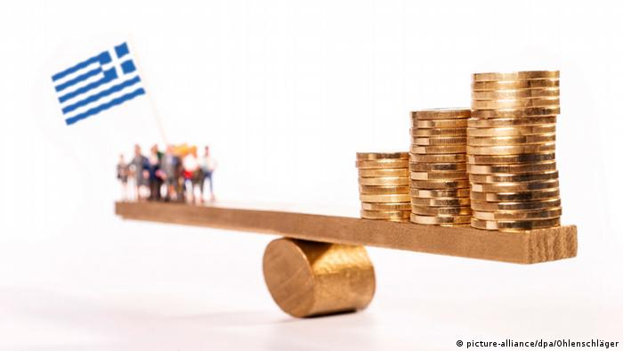 Symbolbild Hilfe für Griechenland (Foto: dpa)