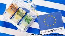 Symbolbild Hilfe für Griechenland