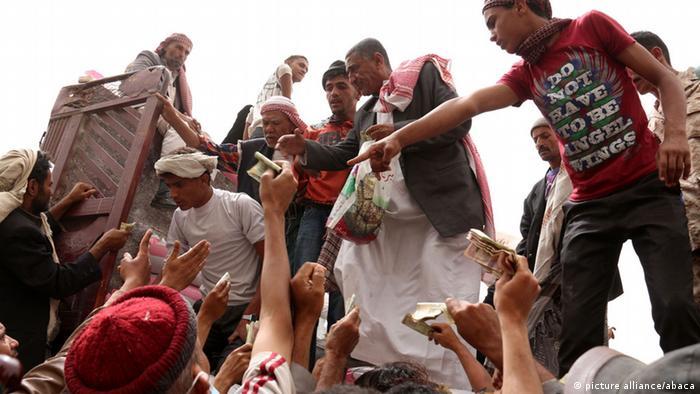 Jemen Humanitäre Lage