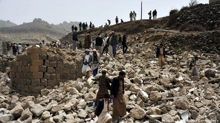 Jemen Humanitäre Lage (picture alliance/abaca)