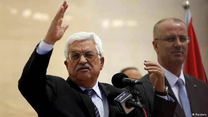 Palestinian President Mahmoud Abbas has ordered a new government to be formed