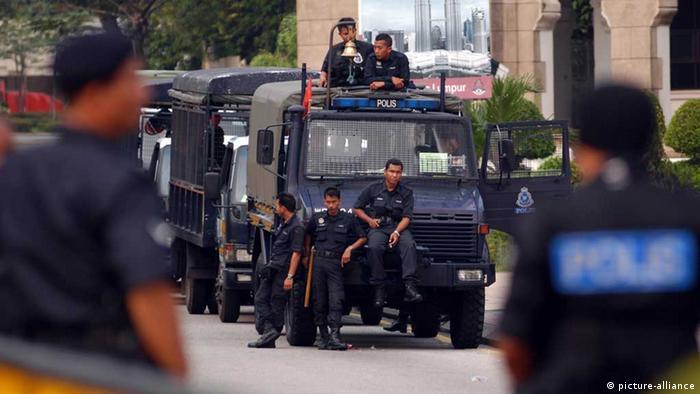 Polizei/ Malaysia