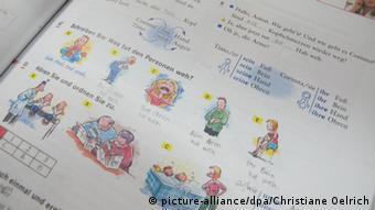 A German textbook