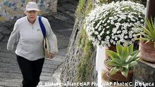 Angela Merkel Urlaub