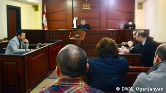 Слушания по делу о разгоне акции протеста оппозиции