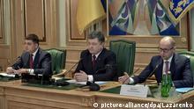 Treffen der Verfassungskommission in Kiew