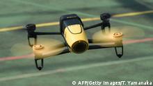 Frankreich Parrot Drohne