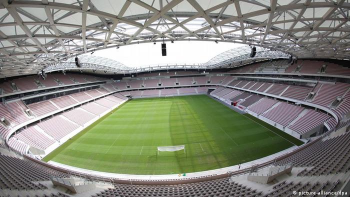 EURO 2016 Stade de Nice