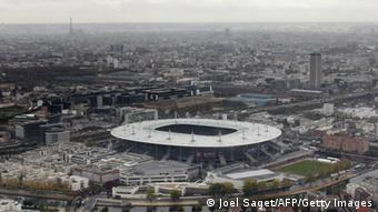 EURO 2016 Stade de France in Saint-Denis Paris