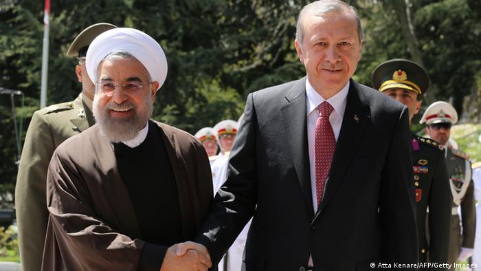 Iran Türkei Staatsbesuch Erdogan (Atta Kenare/AFP/Getty Images)