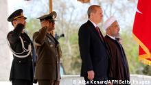 Iran Türkei Staatsbesuch Erdogan