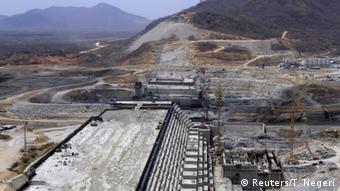 Äthiopien Grand Renaissance Staudamm