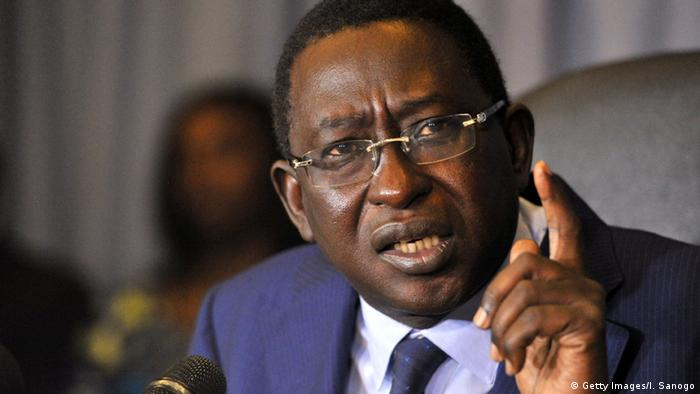 Malian opposition leader Soumaila Cisse (Getty Images/I. Sanogo)