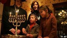 Chanukka, jüdisches Weihnachtsfest Religion Judentum