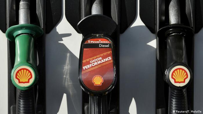 Symbolbild Shell in Gespräche für Übernahme von BG Group (Reuters/T. Melville)