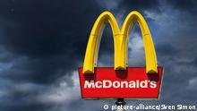 McDonalds in der Krise