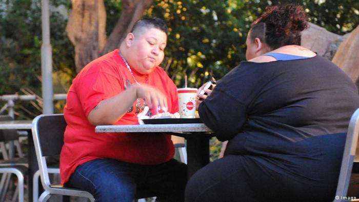 Fettleibigkeit USA