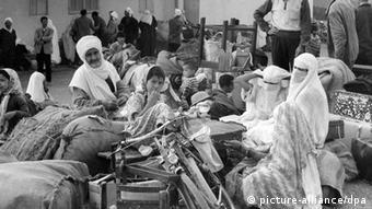 Πρόσφυγες Αλγερία Μαρόκο