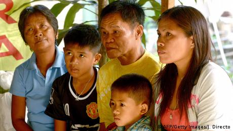 Familie der in Indonesien zum Tode verurteilten Philippina Mary Jane Veloso
