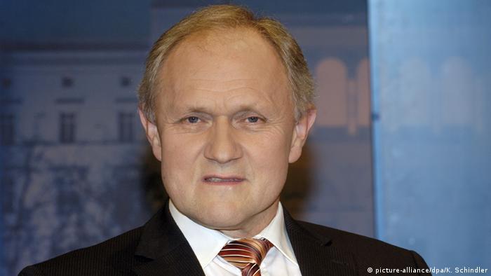 Präsident des Deutschen Lehrerverbandes Josef Kraus