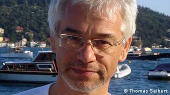 DW Korrespondent Thomas Seibert