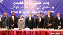 Afghanistan Konferenz Menschenrechte