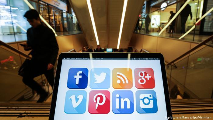 Symbolbild Soziale Netze