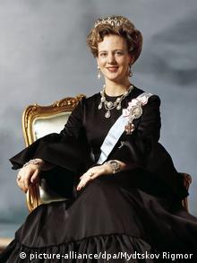 Danish Queen Margrethe II. Copyright: Mydtskov Rigmor/Polfoto