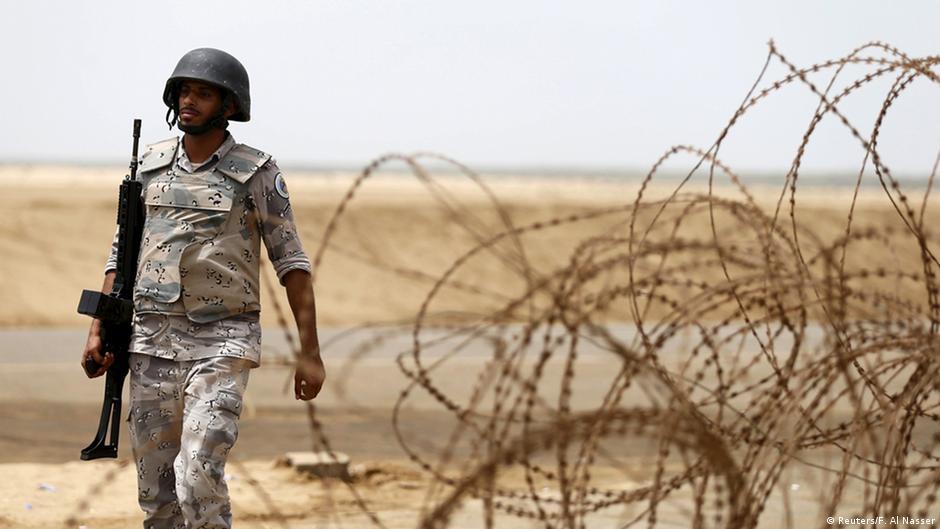 السعودية تعلن مقتل مئات الحوثيين وثلاثة من ضباطها | DW | 11.04.2015