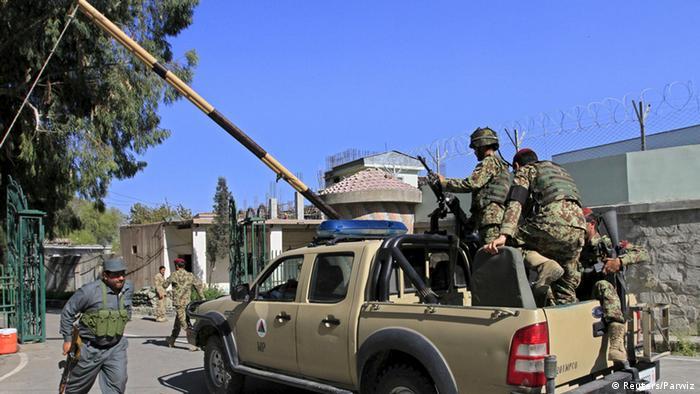 Солдаты НАТО и армии Афганистана (фото из архива)