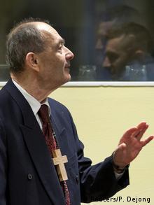 Tolimir nakon izricanja pravosnažne presude