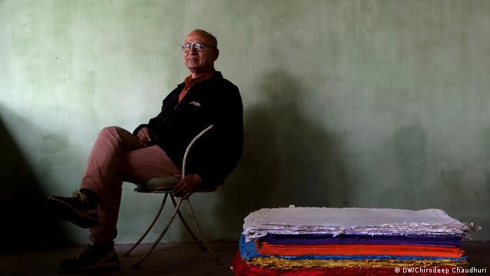 ElRhino Founder Mahesh Bora (Photo: Chirodeep Chaudhuri)