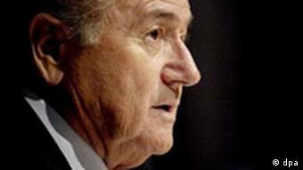 Josef Blatter, Porträt, FIFA