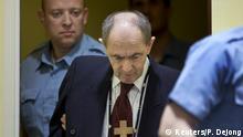 Gericht in Den Haag urteilt im Prozess zum Massaker in Srebrenica