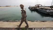 Wasserversorgung Jemen Probleme