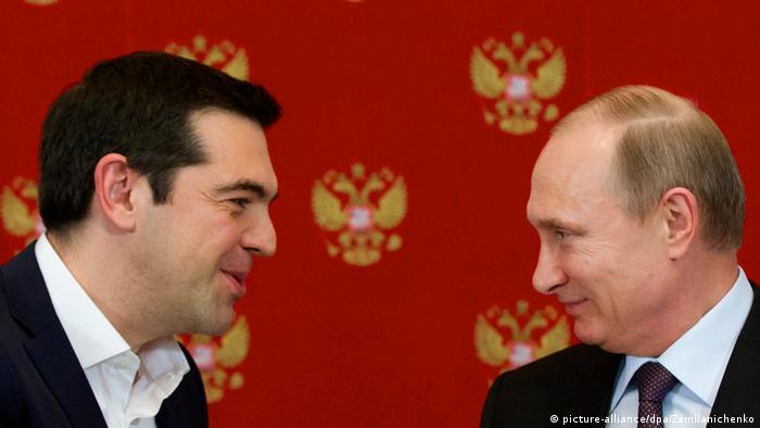 Acordo bilionário com russos poderá tirar Grécia do sufoco